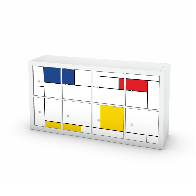 Simplicity bright stickers to customize your ikea Stickers ikea meuble