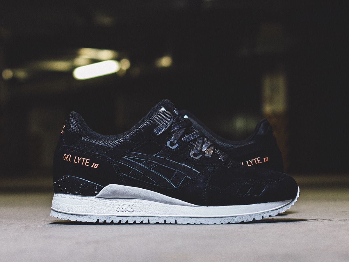 asics rose gold iii