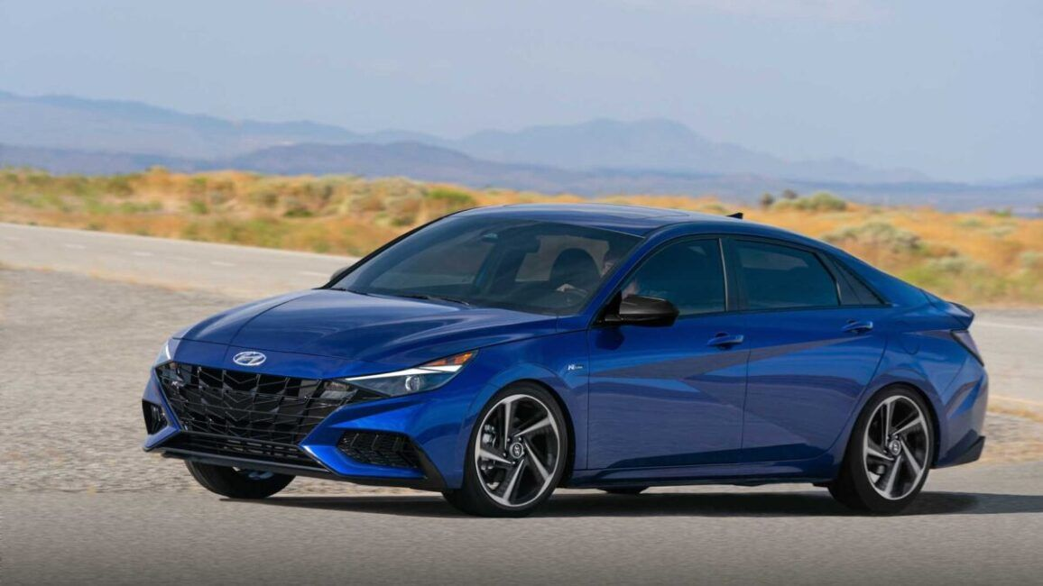 Hyundai Elantra N Line Has Been Announced To Launch In Uae Check Review Interior Exterior The Car Is Set To Launch New Hyundai Cars Hyundai Elantra Elantra
