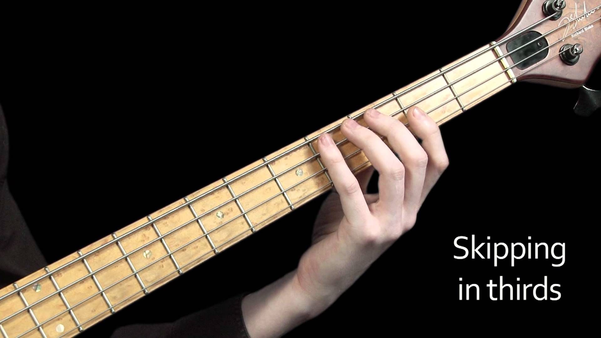 intermediate bass lesson 16 major scale exercises to use in your daily bass tips fender. Black Bedroom Furniture Sets. Home Design Ideas