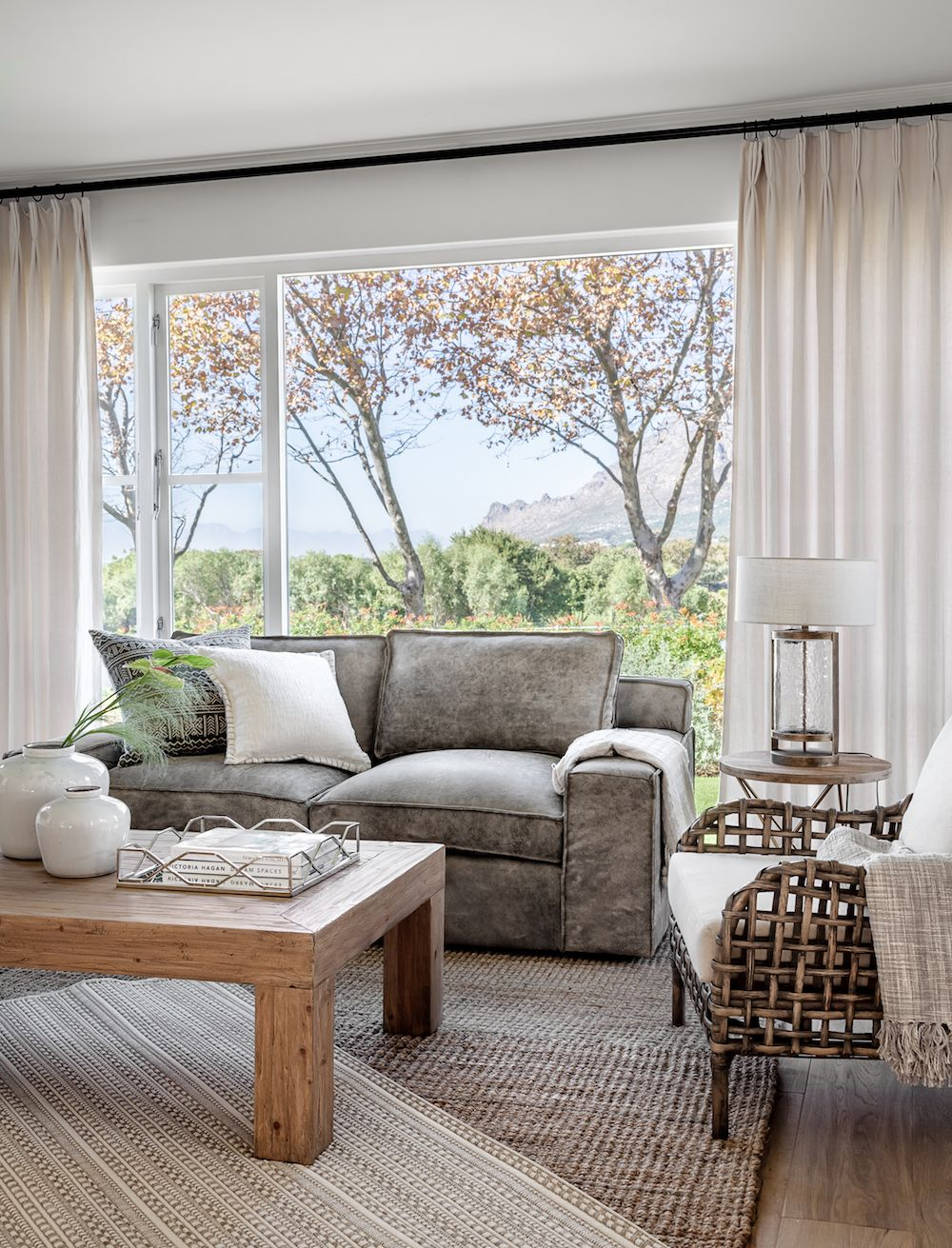 Natural Textures In A Living Room In 2020 Living Furniture Lounge Furniture House Interior #texture #for #living #room