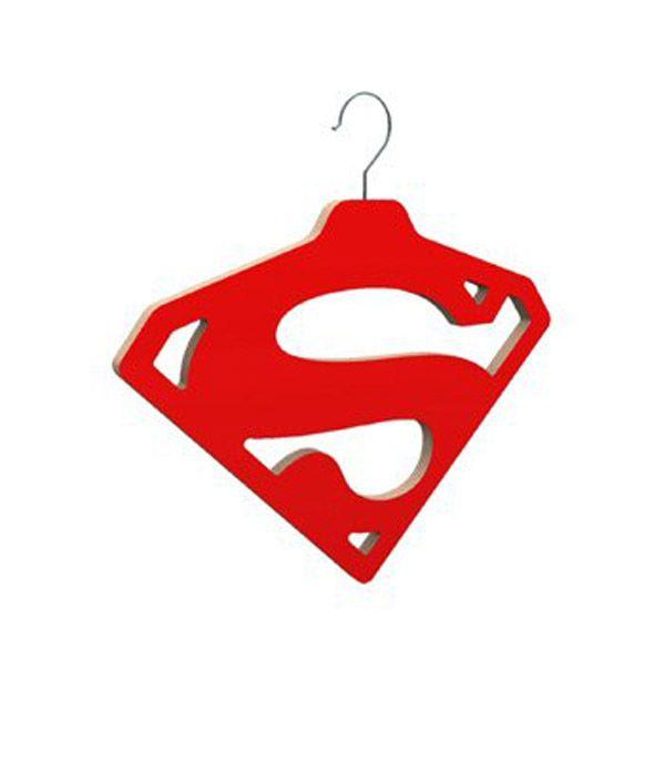 Superman hanger