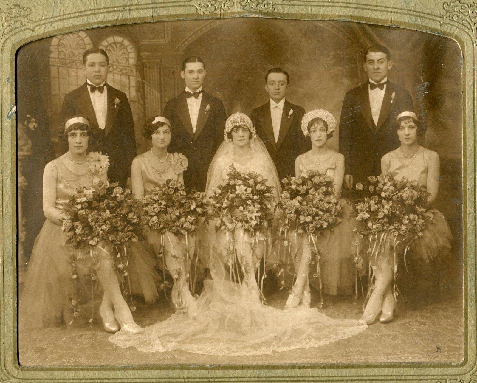 Camden NJ Wedding Portrait Of Italian Couple By Palladino