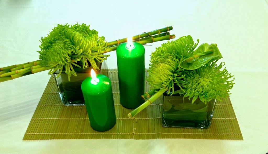 Rituales para atraer el dinero abundancia velas verdes - Como atraer dinero y buena suerte ...