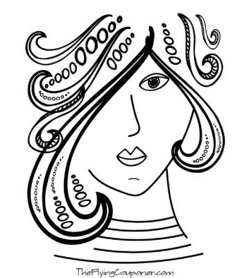 Colouring pages for adults and kids | Adult Coloring | Pinterest ...