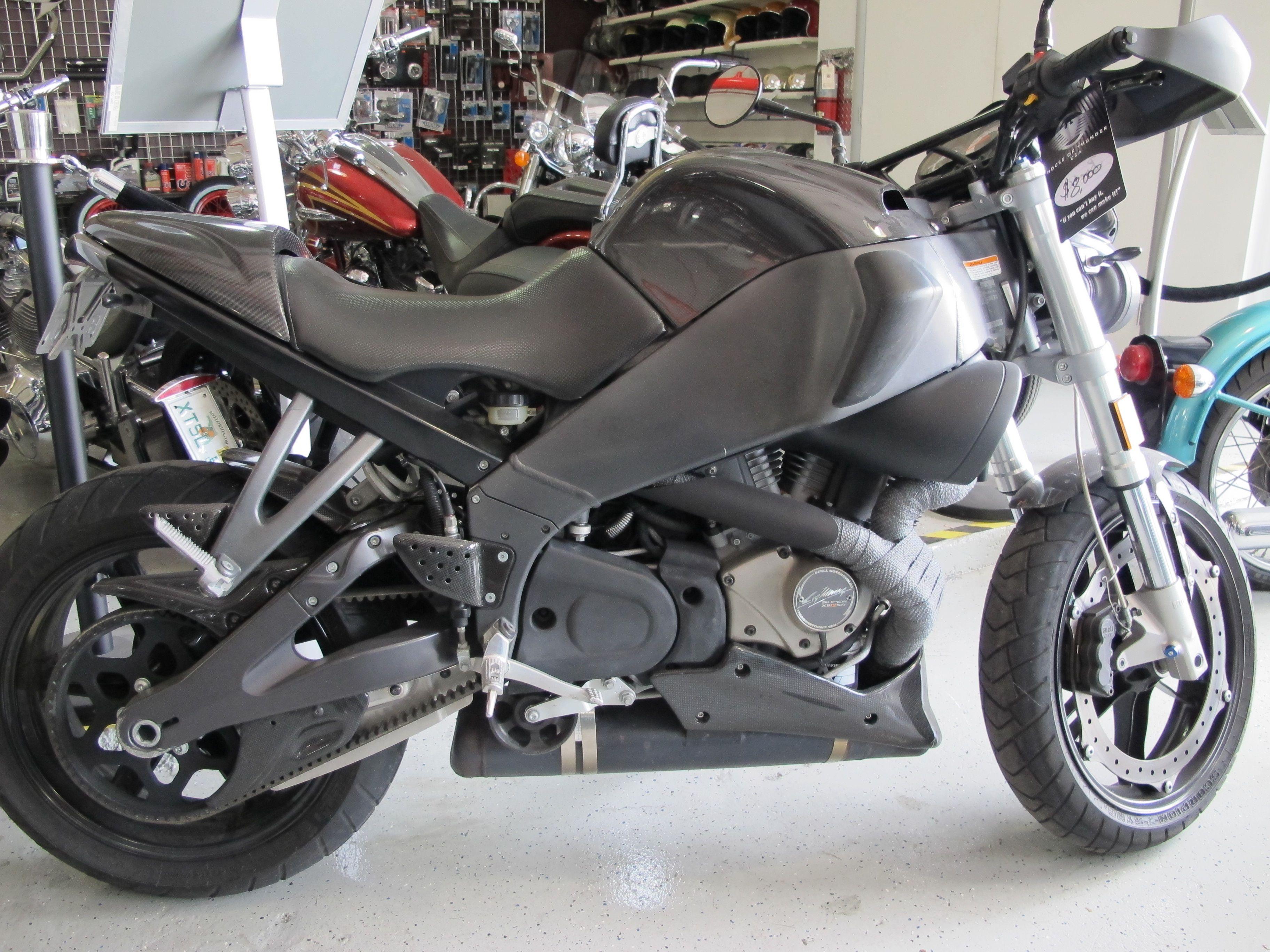 Buell bikerental bikesales mechanic miami
