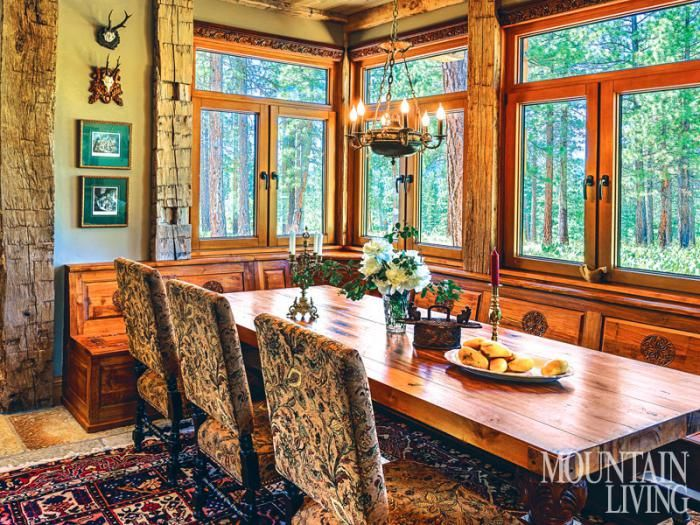 German Windows Highlight Views In The Dining Room Where A Custom Adorable Dining Room In German 2018
