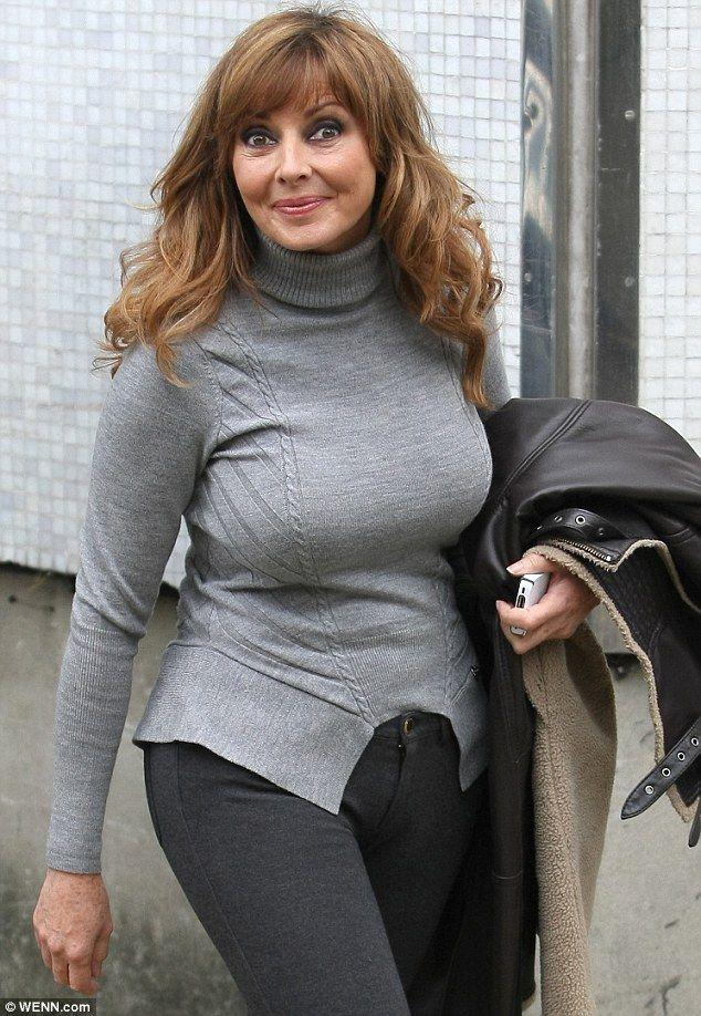 Carol vordermans boob