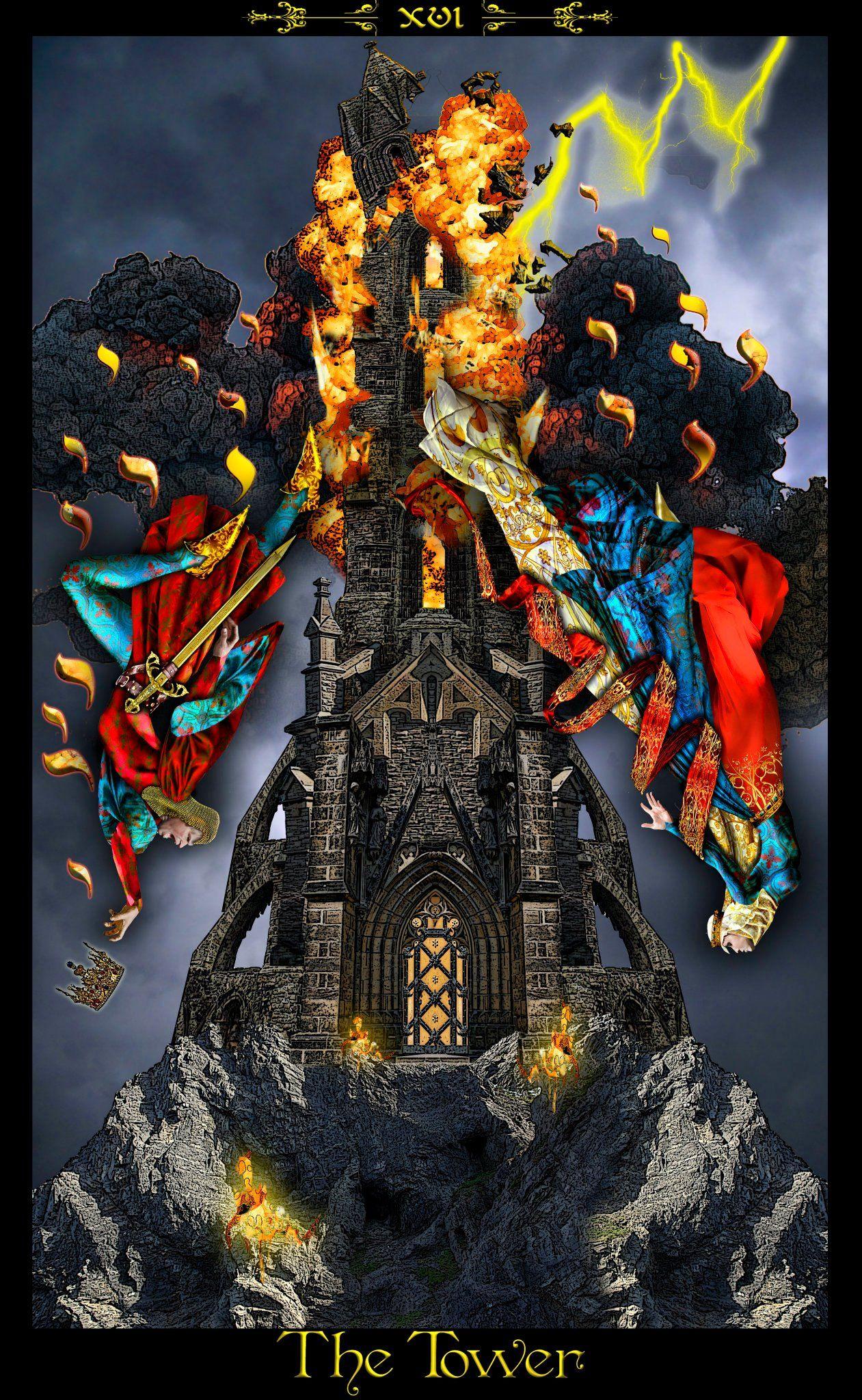 Resultado de imagem para the tour tarot illuminati