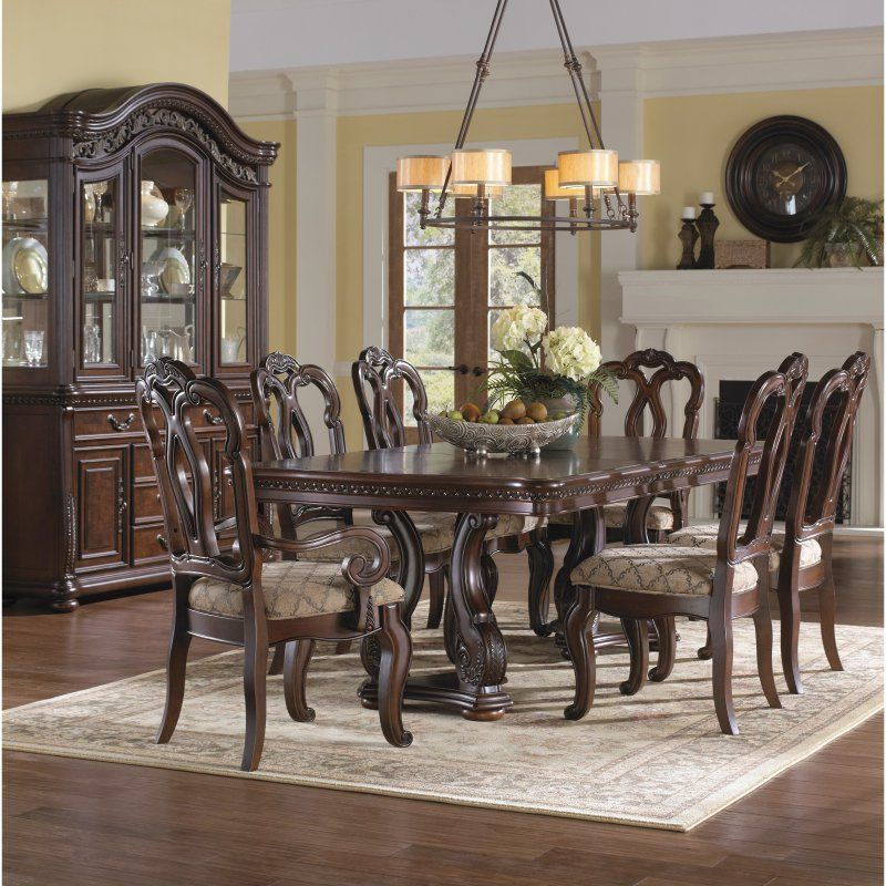 Samuel Lawrence San Marino Pedestal Table - HOMM1298 Products