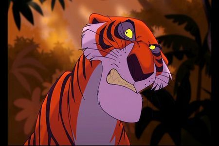 Shere Khan The Jungle Book Oh Sabastian Cabot And His Golden Vocal Chords Disney Villains Jungle Book Disney Jungle Book