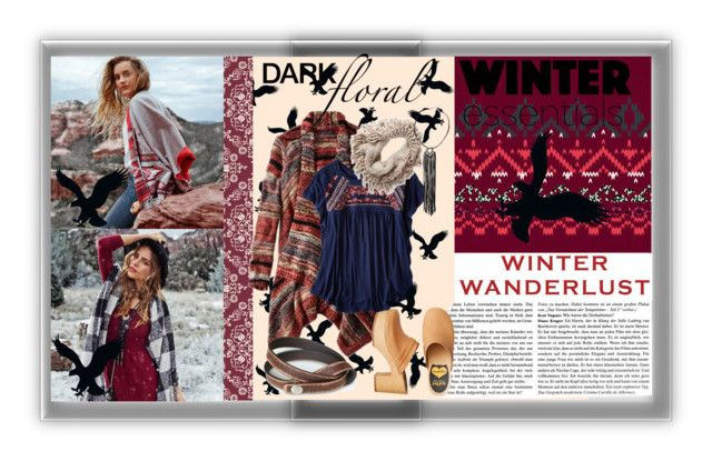 """""""Winter Wanderlust with American Eagle: Contest Entry"""" by poptart-lover ❤ liked on Polyvore featuring American Eagle Outfitters, NOVICA and aeostyle"""