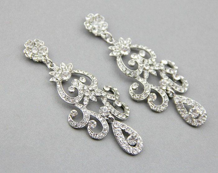 Chandelier Earrings Wedding Chandeliers Design – Wedding Earrings Chandelier