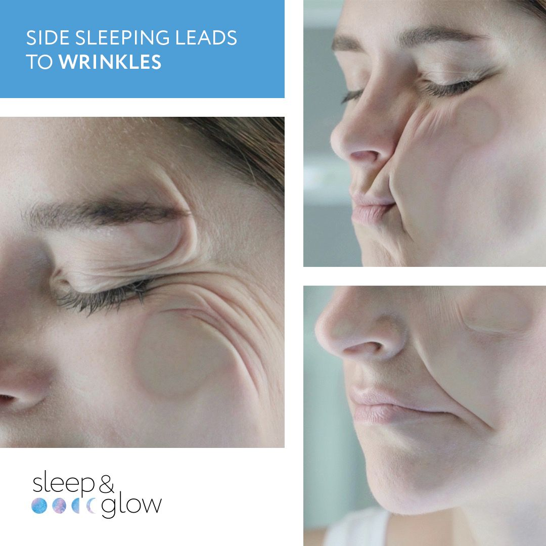 Say No To Sleep Wrinkles Pillow Marks And Morning Puffiness With Sleep Glow Beauty Pillow Sleep Wrinkles Beauty Pillow Anti Aging Pillow