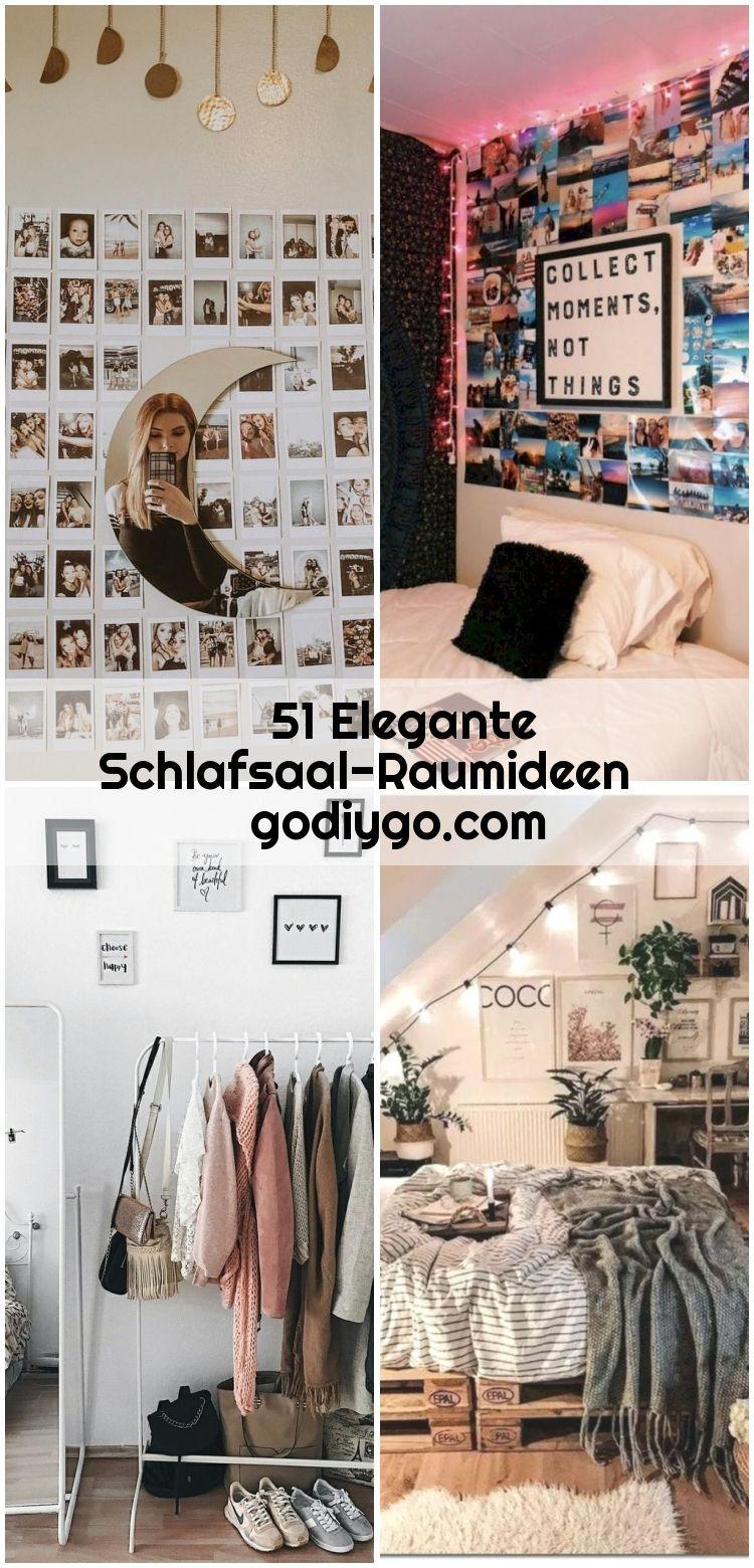 51 Elegante Schlafsaal-Raumideen godiygo.com , 51 Elegante Schlafsaal-Raumideen godiygo.com / ... - Die Kunst des Lernens kennen... ,  #Elegante #godiygocom #SchlafsaalRaumideen