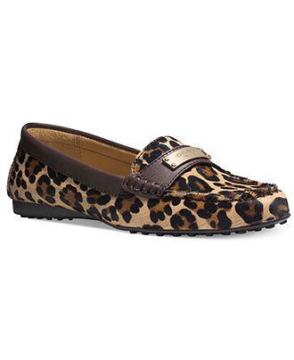 ... wholesale coach fredrica loafer flats flats shoes macys b9d8f 1cd28 ... 4ae04be4966c