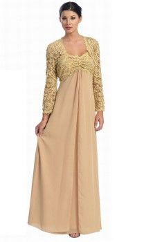 best looking cheap gold mother of the bride dresses in plus size ...