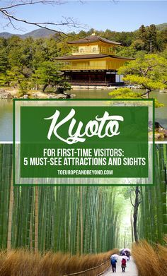 Travelling to Kyoto for the first time, but unsure where to start? The land of the rising sun, still deeply anchored in tradition, will certainly surprise you in the best possible way. More: http://toeuropeandbeyond.com/an-introduction-to-kyoto-highlights-for-the-first-time-visitors/ #Japan #travel