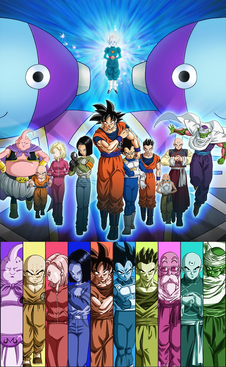 Dragon Ball súper Toei Animation ドラゴンボールgt