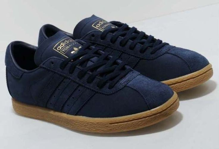 size 40 1cdca 4c61d adidas Originals Tobacco  Dark Blue Gum