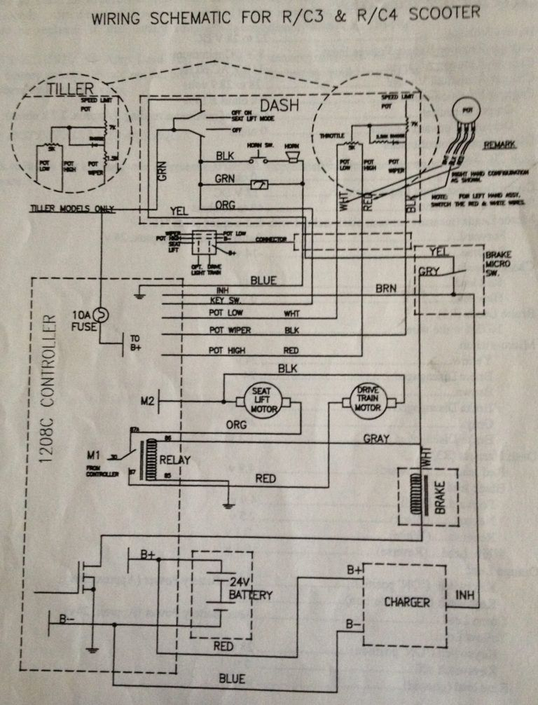 Pride Wiring Harness Diagram - Wiring Diagrams Entry on