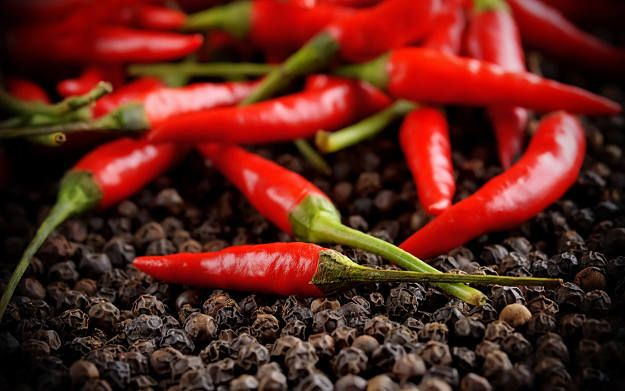 Chili and Black Pepper Dog Repellent | The Best Homemade Dog Repellent For Your Garden In 7 Ways