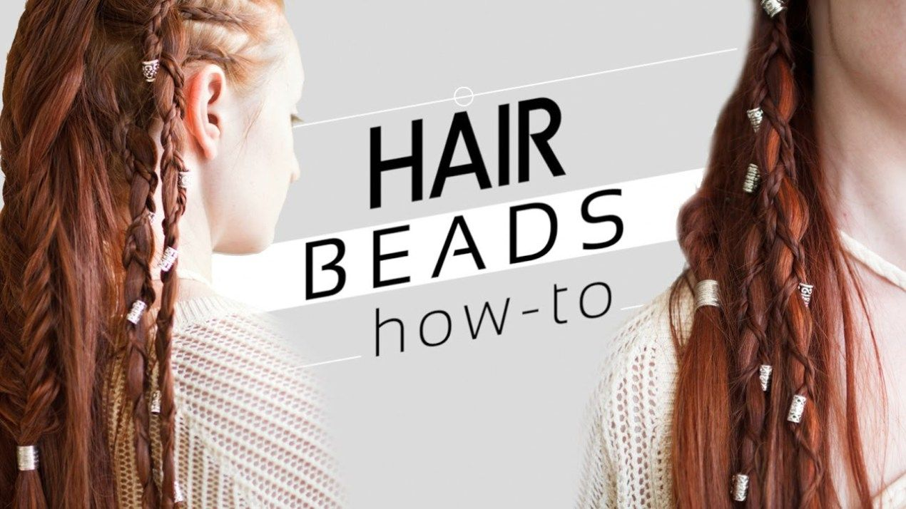 How Do You Use Hair Beads Here S A Fast How To Viking Hair