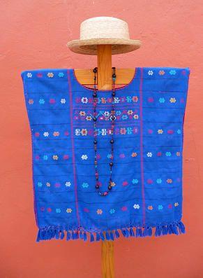 Luaoaxaca Textiles de Oaxaca   Huipil Amuzgo