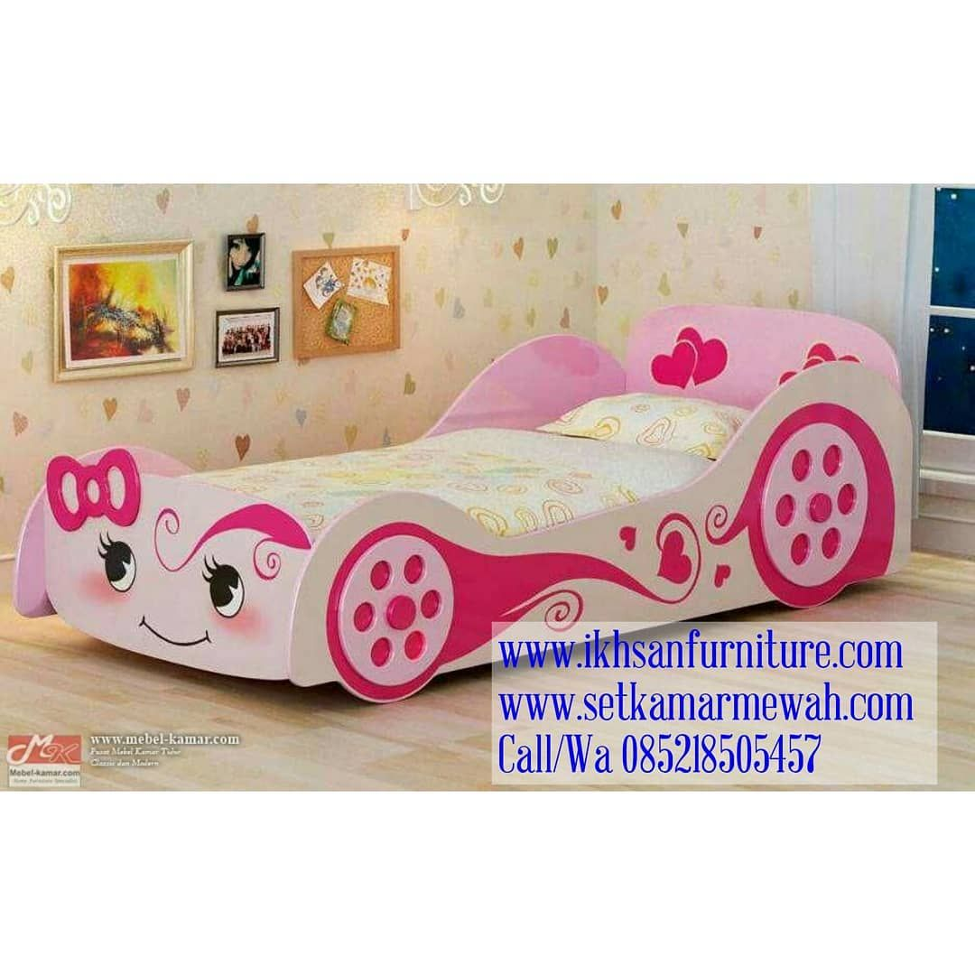 Tempat Tidur Mobil Balap Tempat Tidur Anak Tempat Tidur Karakter Mobil Ranjang Anak Mobil Balap Ranjang Anak Karakter Mobil Bala Toddler Bed Bed Home Decor
