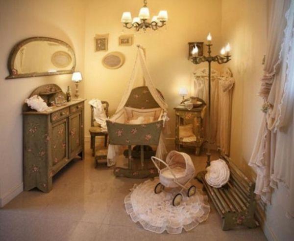 Luxuriöse Babyzimmer – 11 märchenhafte Designs - kinderzimmer alt ...