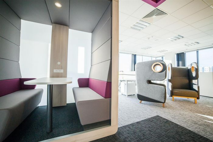 Office Tour Astrazeneca Offices Warsaw Smart Home Design Home