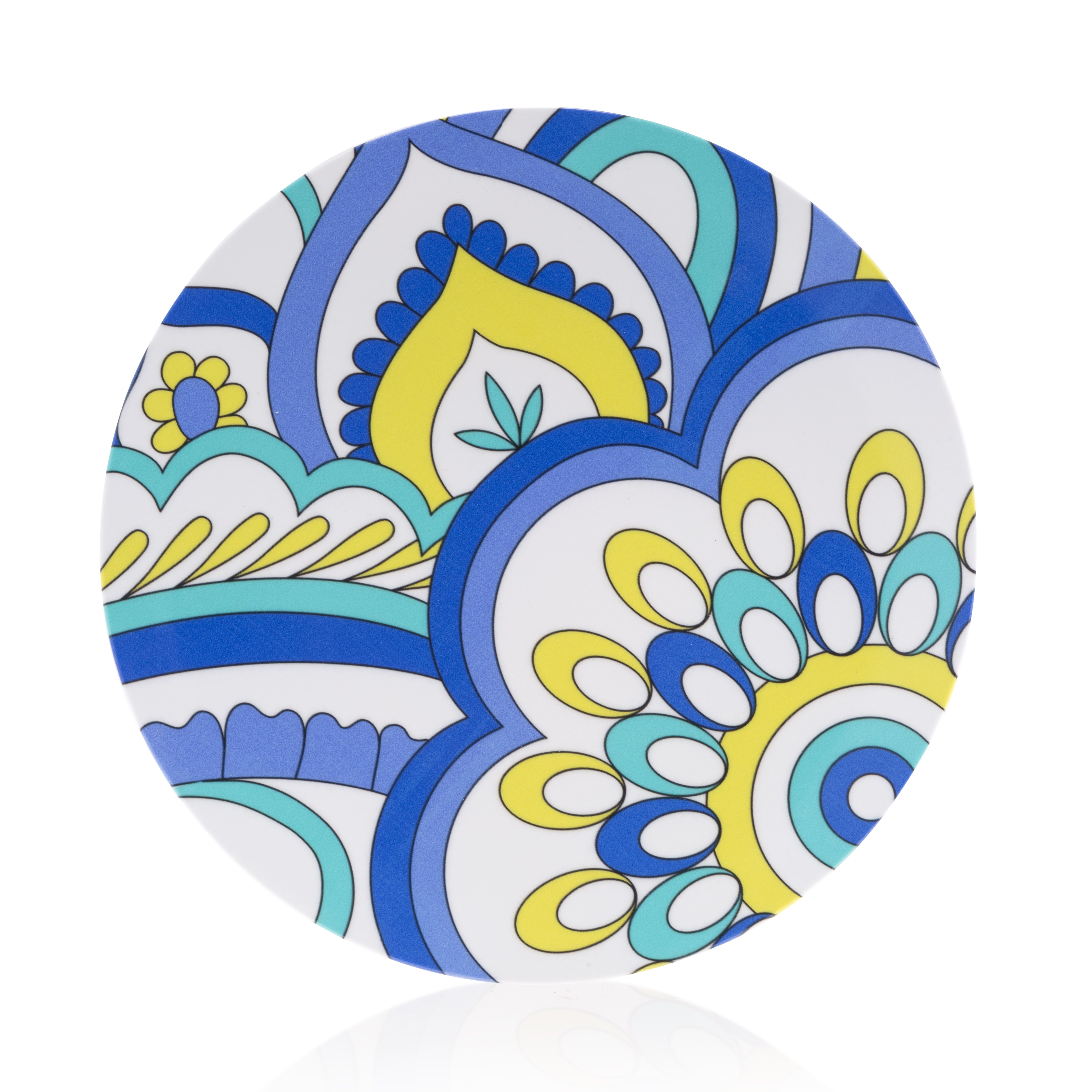 Enjoy your favorite dessert on this colorful Melamine Plate. Dishwasher safe. plateshoppe.com  sc 1 st  Pinterest & Enjoy your favorite dessert on this colorful Melamine Plate ...