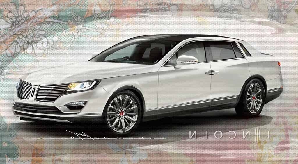 2017 Lincoln Town Car Concept  httpnewestcars2017com2017