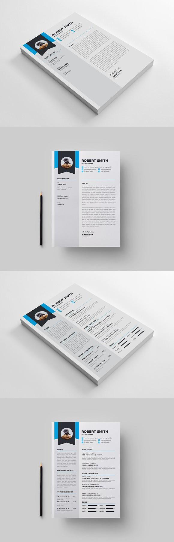Resume / CV. Perfect Resume Simple resume template