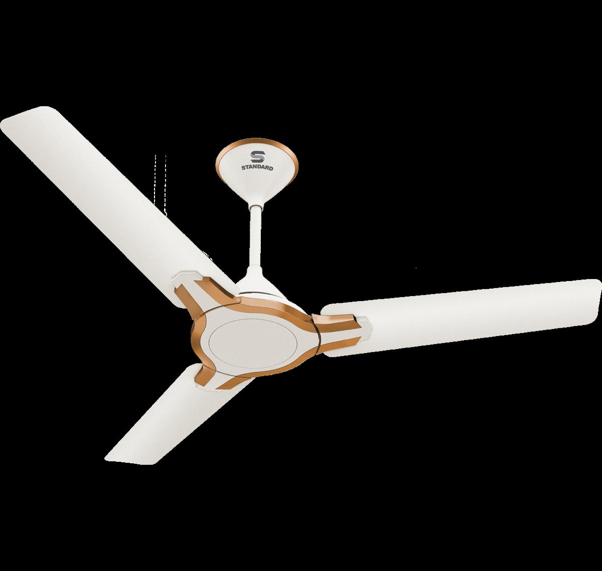 Standard Brisk Ceiling Fan In 2020 Ceiling Fan Ceiling Decorative Ceiling Fans