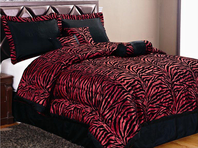 Black And Red Bedding Sets My New Room Decoracao De Quarto Roupa De Cama