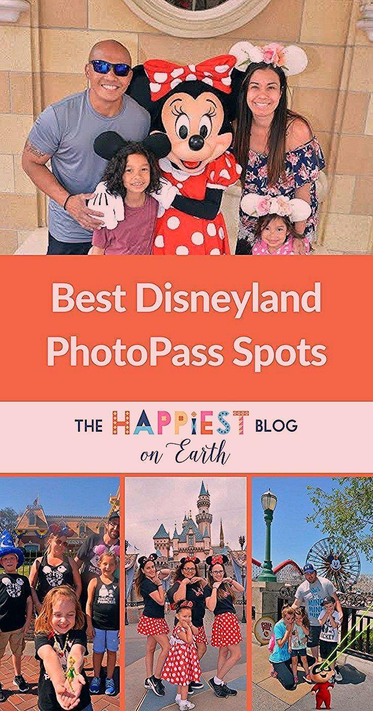Best Disneyland PhotoPass Spots | The Happiest Blog on Earth