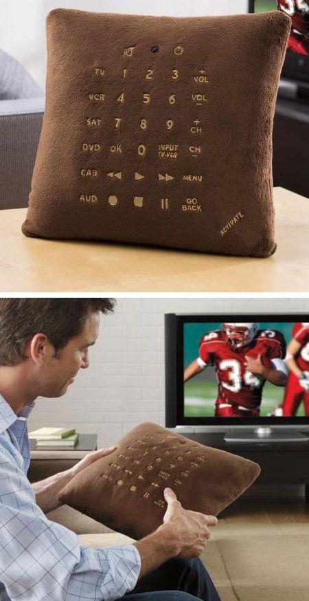 10 Weirdest Remote Controls Weird Remote Control Smart Materials Pillows Remote