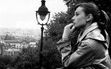 """""""Paris isn't for changing planes,"""" Audrey Hepburn says to Humphrey Bogart in Sabrina, """"it's for changing your outlook! For throwing open the windows and letting in…letting in la vie en rose.""""  www.liberatingdivineconsciousness.com"""