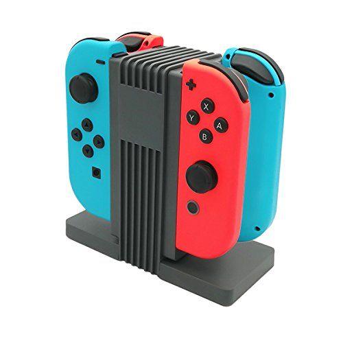 Hoyoki Charging Dock for Nintendo Switch Joy-Con with led... https://www.amazon.com/dp/B071VCVPGR/ref=cm_sw_r_pi_dp_x_DmnizbHXJ45XC