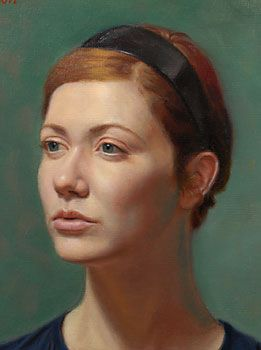 Classical Realism Oil Portrait And Figure Painting Courses Marvin Mattelson