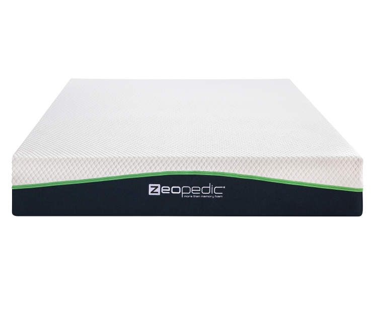 Queen 10 Quot Gel Infused Memory Foam Mattress In A Box At Big
