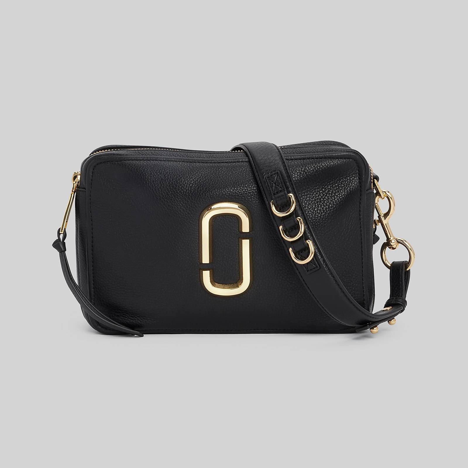 THE Softshot 27 Marc Jacobs in Black   Marc jacobs crossbody bag ...
