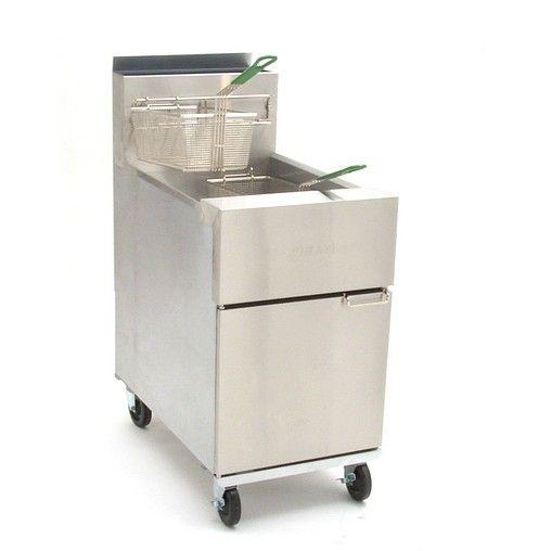 Merveilleux Diy Kitchen Appliances · Dean   SR62G Super Runner Gas Fryer