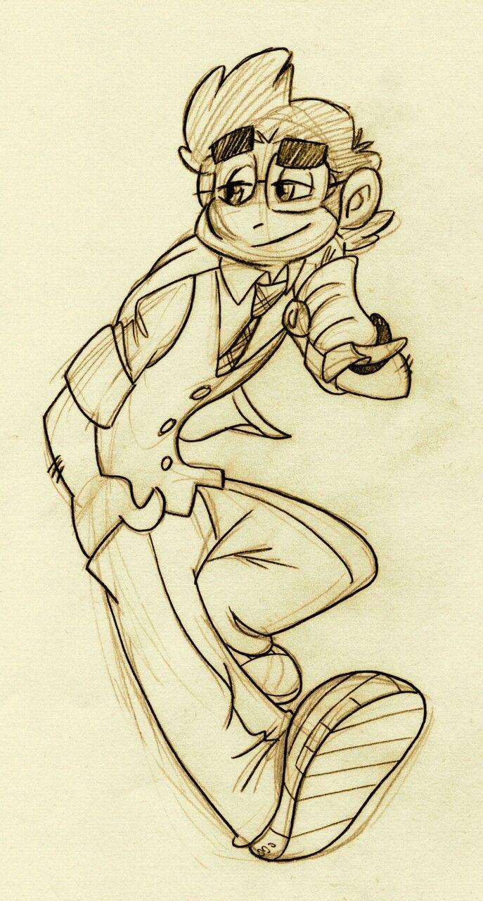 Roosteryus school uniform rad sanzaus sketch gallery pinterest