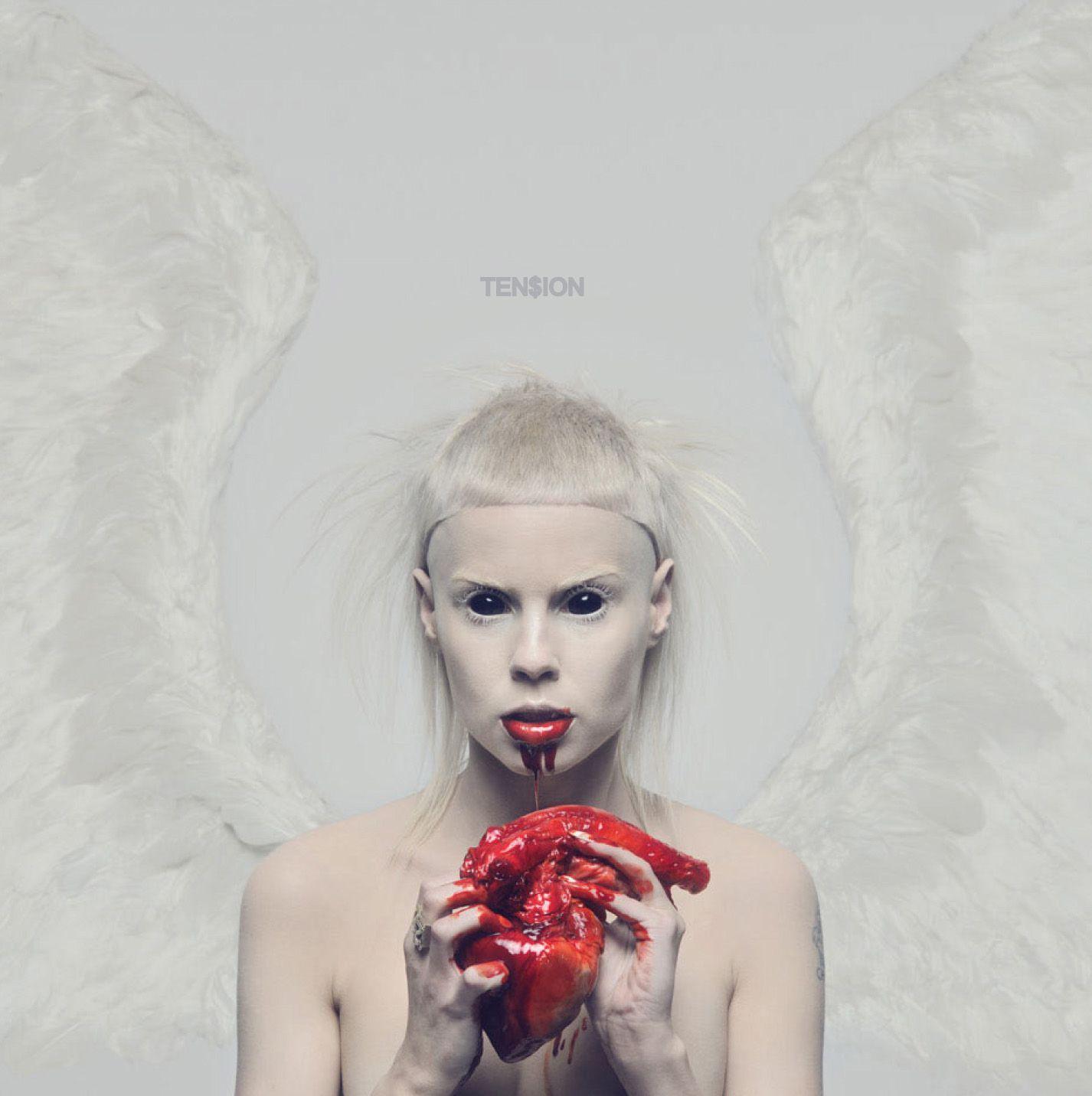 Die Antwoord Tension In 2020 Die Antwoord Album Covers Yolandi Visser