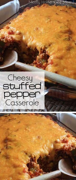 Stuffed Pepper Casserole images
