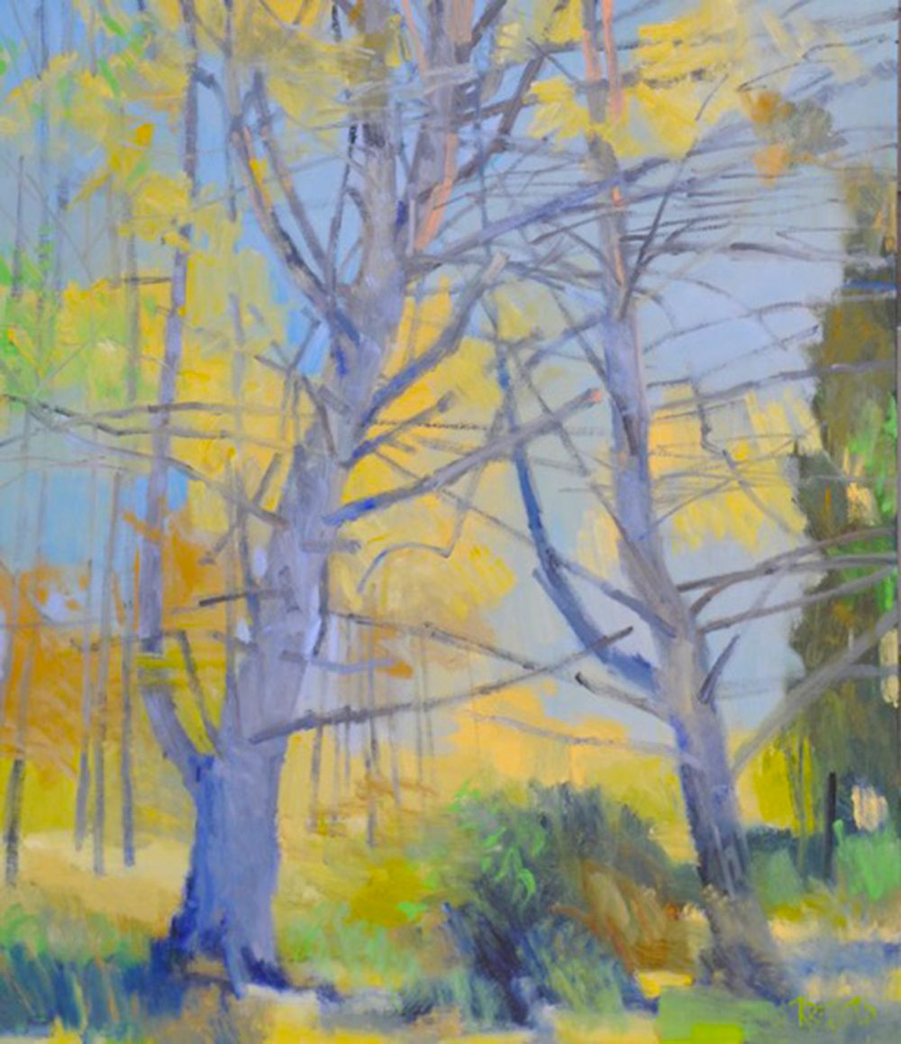 Rodger Bechtold Landscape Paintings Art Painting