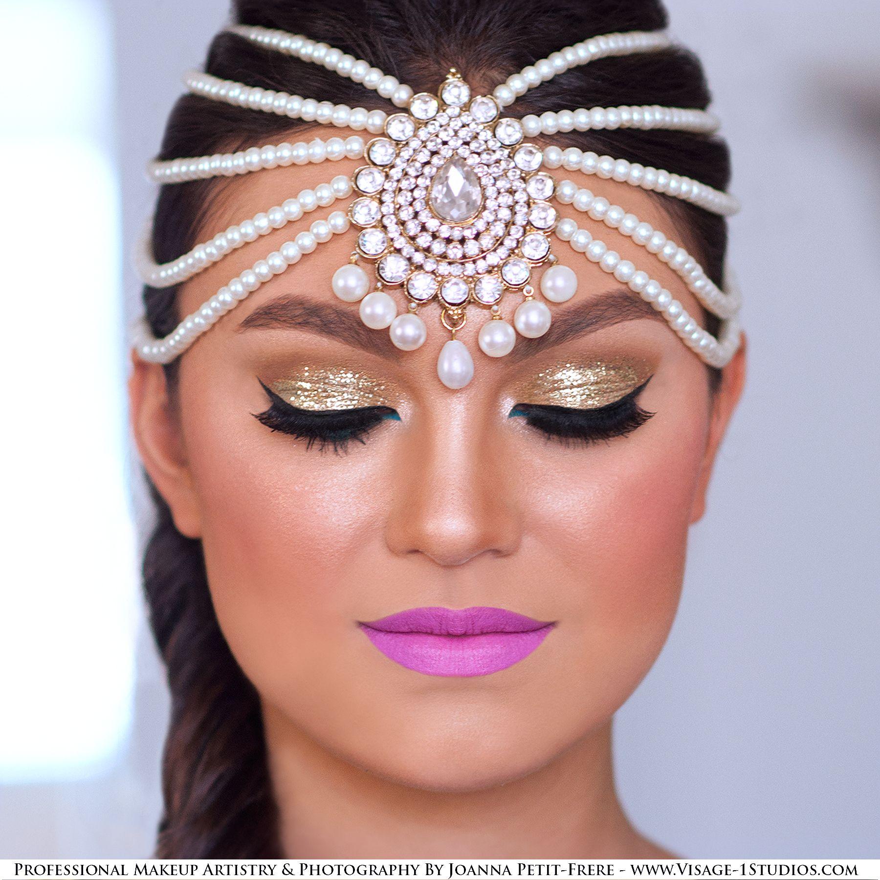 #BostonMakeupArtist #BostonmakeupArtistandPhotographer #bostonindianwedding #JoannaPetitFrere #internationalbeautybrides #Visage1Studios #contourmakeup #glittereyeshadow #strobingmakeup #highlightmakeup  #PakistaniWeddingMakeup #BostonIndianBridalMakeupArtist  #punjabibridalmakeup #bostonwedding #Indianfashion #brocadesboutique #indianbridalmakeup #indianbridalheadjewerly #bridalheadpiece #indianbride #Punjabigiddhamakeup #Indianfashion #indianbridaljewerly #goldeyeshadow