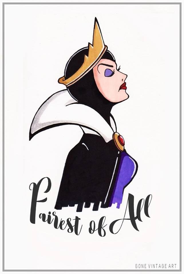 Evil Queen   disney☆   Pinterest   Villanos disney, Disney y Heroes ...